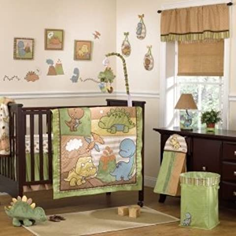 Dinomite Window Valance by Cocalo- 15 in x 53 in by CoCaLo Baby