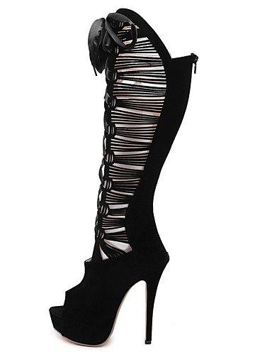LFNLYX Scarpe Donna-Sandali / Scarpe col tacco / Stivali / Sneakers alla moda / Solette interne e accessori-Matrimonio / Formale / Casual / Black