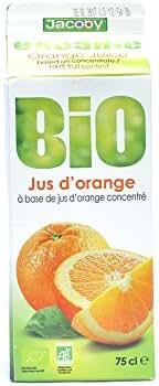 Jus d'orange 75cl