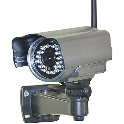 MJPEG, Wi-Fi, videocamera di Survéillance-IP-Telecamera IP wireless Wifi Web Cam