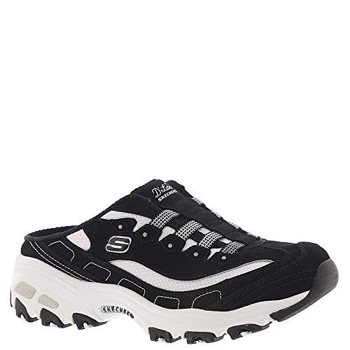 Skechers11941 - Set in Stone Damen, Schwarz (schwarz/weiß), 35.5 B(M) EU Austin Schuhe