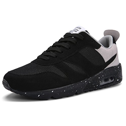Men's Air Mesh Athletic Running Shoes white