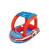 VORCOOL Cute Kids Baby Kind Aufblasbare Schwimmen Runden Pool Schwimmring Sitz Float Boot Wassersport