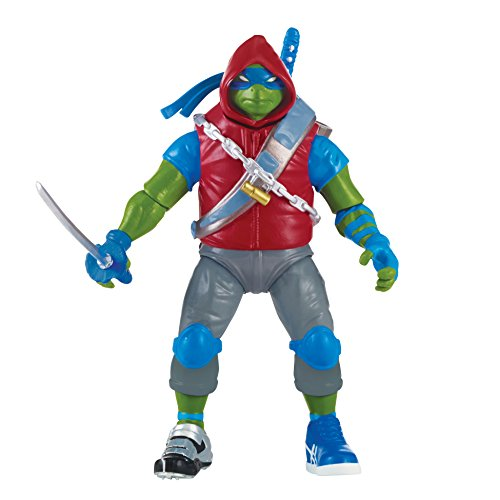 Stahlrüstung - Teenage Mutant Ninja Turtles Figur - bewegliche Figur ca 12 cm (12 Ninja Turtles Figuren)