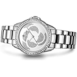 Timothy Stone - Collection Katy - Montre Femme - Argent
