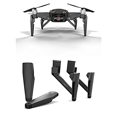 Kismaple MAVIC Air Landing Gear, Leg Extended Feet Heightened Support Protector Extension for DJI Mavic Air Drone Accessories from Kismaple