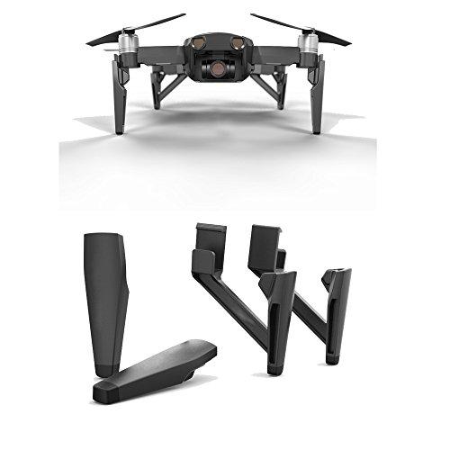 Kismaple MAVIC Air Landing Gear, Gamba estesa Heightened Supporto Protector Estensione per DJI Mavic Air Drone accessori
