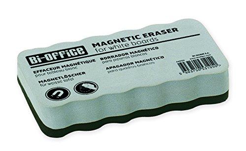 Bi-Office - Borrador magnético ligero, 105 x 55 x 23 mm