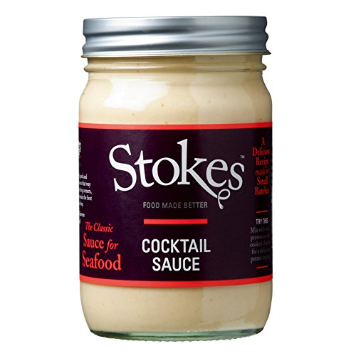 Stokes Real Cocktail Sauce, 368 ml