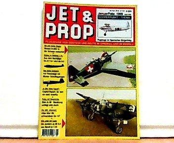 Jet & Prop. Flugzeuge von Gestern und Heute im Original und im Modell. Mit Themen u. a. : Sie soll wieder fliegen: Morane D-3801 in der Schweiz restauriert. / Kits unter der Lupe: Die Junkers Ju 8A-4 von Revell in 1:48 . Januar / Februar 1999.