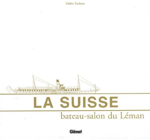 La Suisse, bateau-salon du Léman