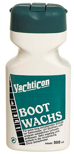Yachticon Bootwachs 500 ml -