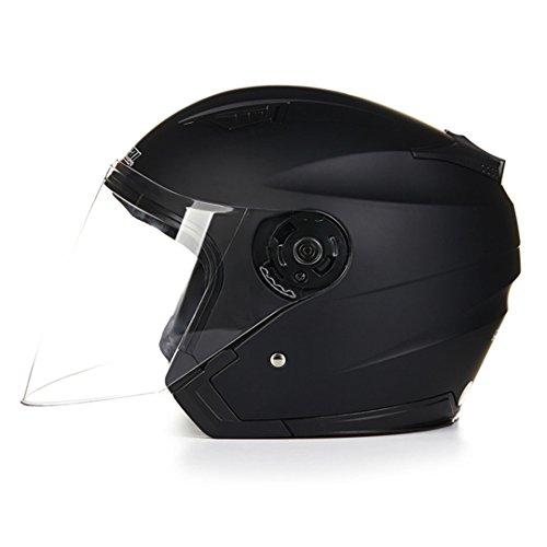 Motorrad Helm Elektro Fahrradhelm Exposition Dual Lens Visier Sommer Motorradhelm 9 XXL