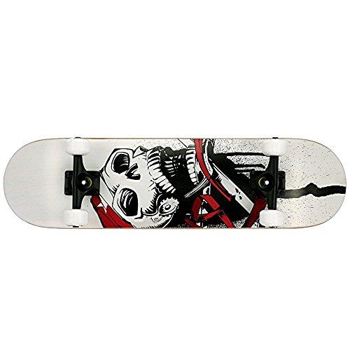 Zoom IMG-1 funtomia skateboard con cuscinetti mach1