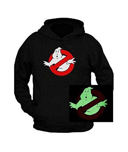KIDS - Ghostbusters GLOW in the DARK Hoodie