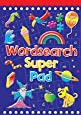 Brown Watson Wordsearch Super Pad