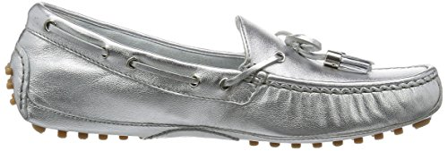 Cole Haan Grants Mokassin Argento Metallic