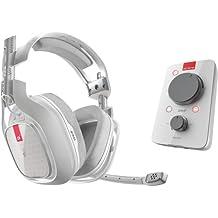 "ASTRO Gaming A40 + MIXAMP PRO TR - Auriculares con micrófono (3.5 mm (1/8 ""), PC/Juegos, Circumaural, abrir, 20 - 24000 Hz, Binaurale)"