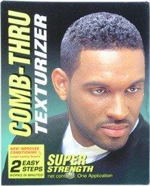 Mix Texturizer (Relaxer Pro Line Comb Thru Texturizer No Lye No Mix SUPER)