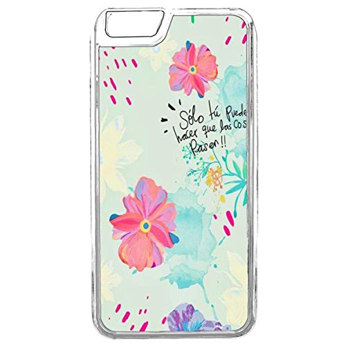 Guuhuu iPhone 6S Hülle Cover,iPhone 6 Bibel Atheisten Handyhülle,iPhone 6S Bible Verses Christian Jesus Silikon HandyHülle Bible Verses Motivational Charmant Case Hülle für iPhone 6S / 6