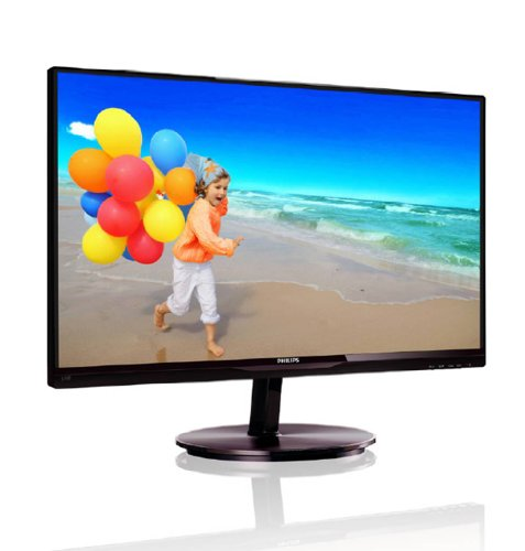 Philips LCD monitor with SmartImage lite 224E5QHAB/00 - computer monitors (54.6 cm (21.5