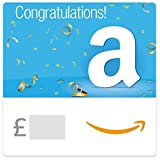 Congratulations! - E-mail Amazon.co.uk Gift Voucher