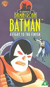 The Adventures Of Batman And Robin: A Fight To The Finish [VHS]