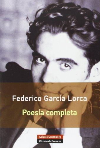 Poesía completa-rústica por Federico García Lorca