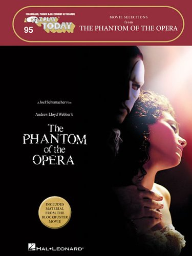 Phantom of the opéra - movie selections (E-Z Play Today)