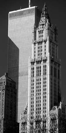 feelingathome-imprimer-sur-toile-100coton-woolworth-building-et-world-trade-center-cm99x70-affiche-r