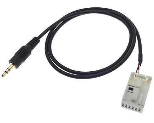 BMW & Mini AUX IN Adapter Kabel Klinke E 60 61 63 64 81 82 87 88 90 91 92 93 65 66 83 70 85