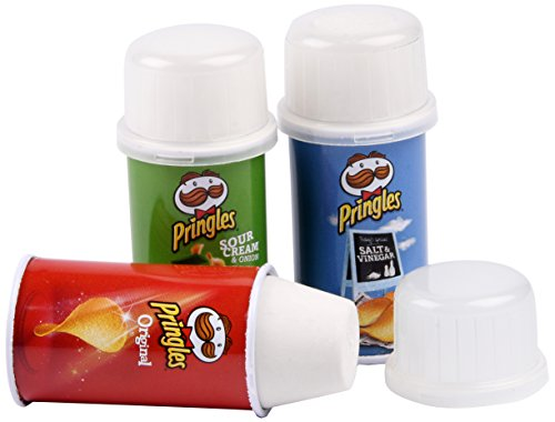 Helix Pringles Erasers in Three Flavours (Box of 10)