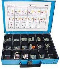 3-polig Kontakt-kit (DEUTSCH Stecker Sortiment Kasten Set 154-teilige Verbinder Box DT-Serie I Original vom Deutschen Händler)