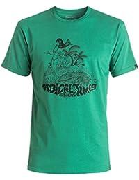 Quiksilver Classic Crocoride - Tee-Shirt pour Homme EQYZT04301