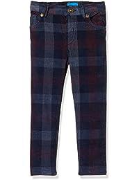 Nauti Nati Baby Boys' Regular Fit Cotton Trousers