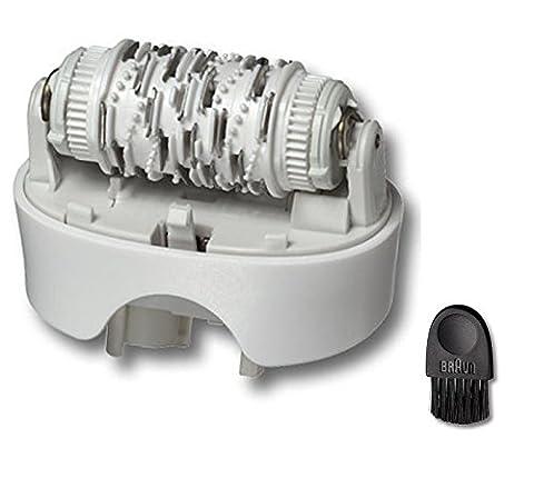 Braun Ersatz-Epilierkopf Standard 67030946 Silk-Epil 7681, 7781, 7180, 7185, 7280,