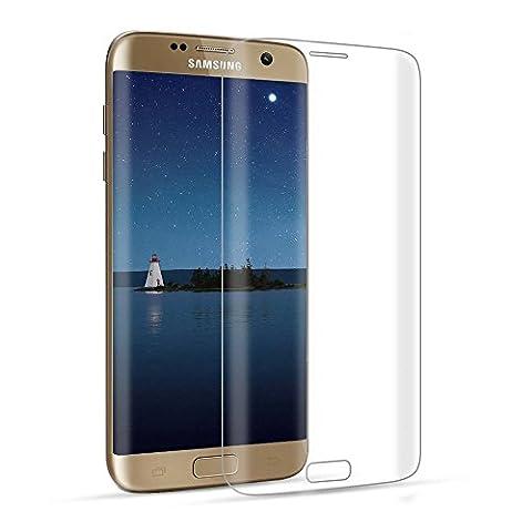 Samsung Galaxy S6 Edge Schutzfolie,Samsung S6 edge Displayschutzfolie,3D Full Screen