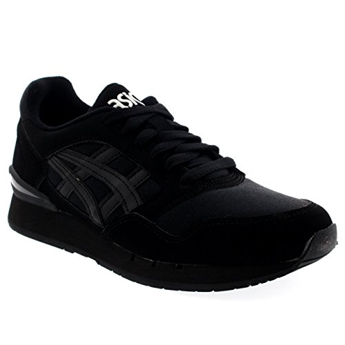 Asics Gel-Atlanis, Baskets Basses Mixte Adulte Noir 9090
