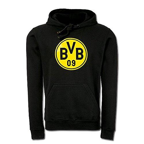 BVB-Kapuzen-Sweatshirt mit Logo S