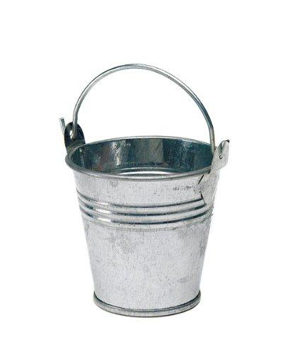 Mini Eimer für Deko oder Gastgeschenke