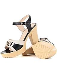 sandales Mme mot cingulaire chaussures ouvertes imperméable porter des chaussures respirantes