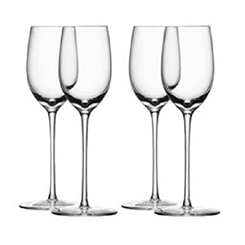 LSA International 190 ml Bar Sherry Glass, Clear (Pack of 4)