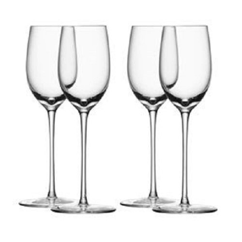 LSA International Bar Sherry-Gläser, 190ml, 4Stück -