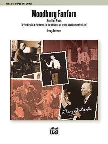Woodbury Fanfare: Four Part Brass