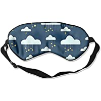 Sleep Eye Mask Cloud Star Lightning Lightweight Soft Blindfold Adjustable Head Strap Eyeshade Travel Eyepatch... preisvergleich bei billige-tabletten.eu