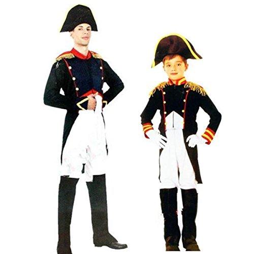 Nihiug Napoleon Vaterschaft Kleidung Halloween Geburtstagsfeier Erwachsene Kinder Gericht Charakter Gastgeber Leistung Service Bein Street Bekleidung Kultur,Child(11-14)
