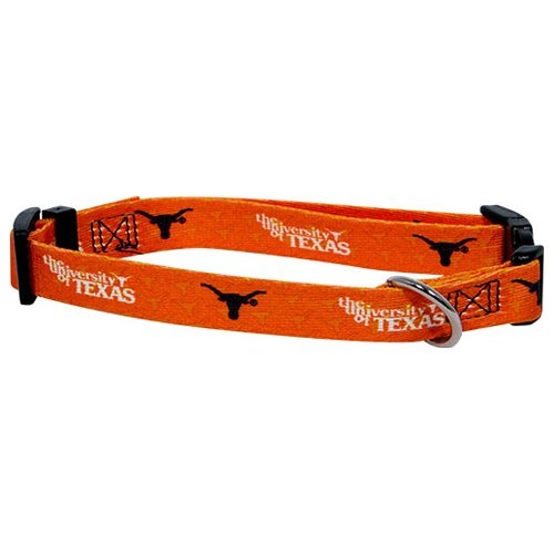 university-of-texas-small-adjustable-10-14-in-dog-collar-5-8-in-width-by-bama