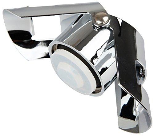 FACKELMANN Sektverschluss, Stahl, Silber, 3,5 x 3,5 x 5,5 cm