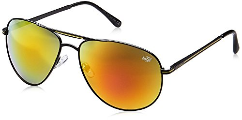 Flying machine Aviator Sunglasses (Yellow) (FMS-104|004|FREESIZE)  available at amazon for Rs.501