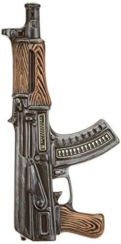 Zlatogor Kalashnikov AK 47 Vodka mit Geschenkverpackung (1 x 0.5 l) -